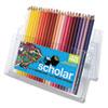 Prismacolor® Scholar Colored Pencil Set, HB, 48 Assorted Colors/Set SAN92807