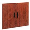 """Alera® Alera Valencia Series Cabinet Door Kit For All Bookcases, 31 1/4"""" Wide, Cherry ALEVA632832MC"""