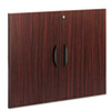"Alera® Alera Valencia Series Cabinet Door Kit For All Bookcases, 31 1/4"" Wide, Mahogany ALEVA632832MY"