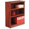 <strong>Alera®</strong><br />Alera Valencia Series Bookcase, Three-Shelf, 31 3/4w x 14d x 39 3/8h, Med Cherry