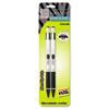 Zebra Pen M-301 Mechanical Pencil - 0.5 mm Lead Diameter - Refillable - Black Stainless Steel, Silve ZEB54012
