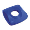 Untouchable Recycling Tops, 16 x 3.25, Blue
