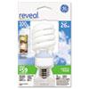 GE Energy Smart Compact Fluorescent Spiral Light Bulb, Spiral, 26 Watts GEL75408