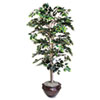 Artificial Ficus Tree, 6-ft. Overall Height