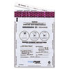 <strong>MMF Industries&#8482;</strong><br />FREEZFraud Tamper-Evident Deposit Bags, 9 x 12, White, 100/Box
