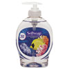 Softsoap® Elements Liquid Hand Soap, Aquarium Series, 7.5 oz, Fresh Floral CPC26800