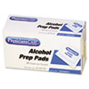 PhysiciansCare® by First Aid Only® First Aid Alcohol Pads, 50/Box - FAO 51019
