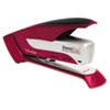 PaperPro® inPOWER+ 28 Premium Desktop Stapler, 28-Sheet Capacity, Red/Silver ACI1117