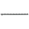 Tripp Lite Vertical Power Strip, 16 Outlets, 1 1/2 x 48 x 1/2, 15 ft Cord, Silver TRPPS4816