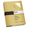 Southworth® 25% Cotton Laser Paper, 32lb, 97 Bright, 8 1/2 x 11, Wicked White, 300 Sheets SOU348C