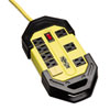 <strong>Tripp Lite</strong><br />Power It! Safety Power Strip, 8 Outlets, 15 ft Cord and Clip, Safety Covers