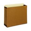 "Smead® Easy Grip File Pocket, Letter, 5 1/4"" Exp, Redrope, 10/BX SMD73285"