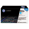 <strong>HP</strong><br />HP 824A, (CB385A) Cyan Original LaserJet Imaging Drum