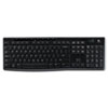 Logitech K270 Wireless Keyboard