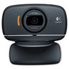 Logitech® Webcam C525,720P HD, 8MP, Black/Silver LOG960000715
