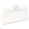 Redi Strip Envelope, #10, 4 1/8 x 9 1/2, White, 500/Box