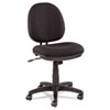 Alera® Alera Interval Swivel/Tilt Task Chair, 100% Acrylic, Black ALEIN4811