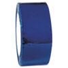 """Duck® Commercial Grd Color-Coding Packaging Tape, 1.88"""" x 109.3yds, 3"""" Core, Blue DUC240301"""