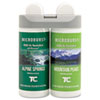 Rubbermaid® Commercial Microburst Duet Refills, Alpine Springs/Mountain Peaks, 3oz, 4/Carton RCP3485950