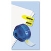 "Redi-Tag® Arrow Message Page Flags in Dispenser, ""Notarize"", Yellow, 120 Flags/Dispenser RTG60435"