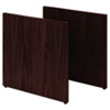 """HON Preside HTLPB Conference Table Panel Base (Double Pack) - Slab Base - 27.75"""" Height - Assembly R HONTLPBN"""