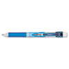 Pentel® .e-Sharp Mechanical Pencil, .7 mm, Blue Barrel PENAZ127C
