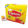 Tea Bags, Regular, 100/Box