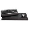 Kelly Computer Supply Viscoflex Extended Keyboard Wrist Rest, Black KCS52306