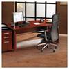 Floortex™ Cleartex Ultimat XXL Polycarbonate Chair Mat for Hard Floors, 60 x 118, Clear FLR1215030019ER