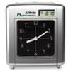 Acroprint® Model ATR120 Analog/LCD Automatic Time Clock ACP010212000