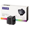 38707 Compatible 108R00604 Solid Ink Stick, Black, 3/BX