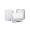 "Single Ply Thermal Cash Register/POS Rolls, 3 1/8"" x 119 ft., White, 50/CT"