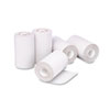 """PM Company® Single Ply Thermal Cash Register/POS Rolls, 2 1/4"""" x 55 ft., White, 5 Rolls/Pack PMC05262"""