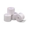 "Single Ply Thermal Cash Register/POS Rolls, 2 1/4"" x 165 ft., White, 6/Pk"