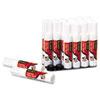 Scotch® Permanent Glue Stick, .28 oz, 18/Pack MMM600818