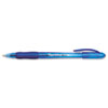 Paper Mate® Profile Ballpoint Stick Pen, Blue Ink, Bold, Dozen PAP70602