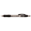 Paper Mate® Profile Ballpoint Retractable Pen, Black Ink, Bold, Dozen PAP89465