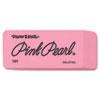 Paper Mate® Pink Pearl Eraser, Large, 12/Box PAP70521