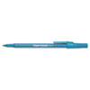Paper Mate® Write Bros Stick Ballpoint Pen, Blue Ink, 1mm, Dozen PAP3311131