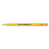 Paper Mate® Sharpwriter Mechanical Pencil, HB, .7 mm, Yellow Barrel, 12 Per Pack PAP3030131