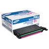 Samsung CLTM508S Toner, 2,000 Page-Yield, Magenta SASCLTM508S
