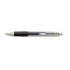 Paper Mate® Roller Ball Retractable Gel Pen, Black Ink, Fine, Dozen PAP1753362