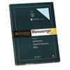 Southworth® 25% Cotton Manuscript Covers, Blue, 30lb, Wove, 9 x 12 1/2, 100 Sheets SOU41SM