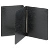 Smead® Side Opening Pressboard Report Cover, Prong Fastener, Letter, Black SMD81151