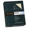 Southworth® 25% Cotton Linen Business Paper, Ivory, 24lb, 8 1/2 x 11, 500 Sheets SOU564C
