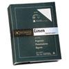 Southworth® 25% Cotton Linen Business Paper, 24lb, 91 Bright, 8 1/2 x 11, 500 Sheets SOU554C