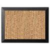 MasterVision™ Natural Cork Bulletin Board, 36x24, Cork/Black BVCSF0722581012