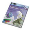 <strong>Apollo®</strong><br />Color Laser Transparency Film, Letter, Clear, 50/Box
