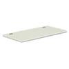HON® Voi Rectangular Worksurface, 60w x 30d, Silver Mesh HONVTR60CB
