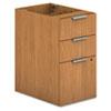 HON® Voi Box/Box/File Support Pedestal, 16w x 20d x 28 1/2h, Harvest HONVSP20XC